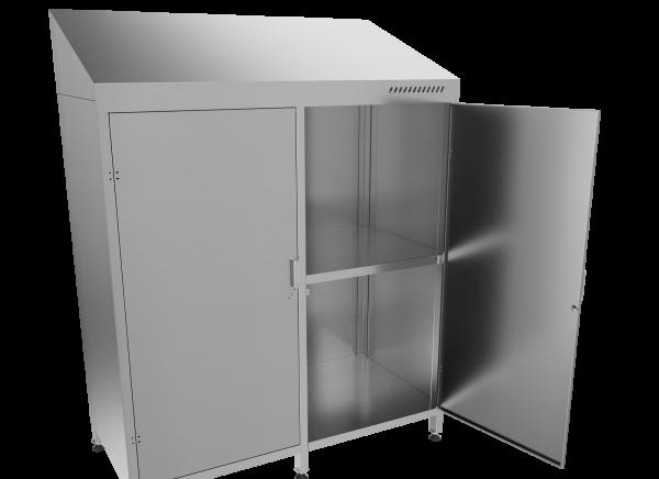 Шкаф для моющих средств и средств дезинфекции